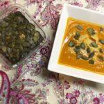 Pikantní dýňová polévka