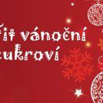 Fit vánoční cukroví – 5 druhů