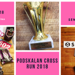 Podskalan Cross Run 2018 a tyčinky ze cvrčků